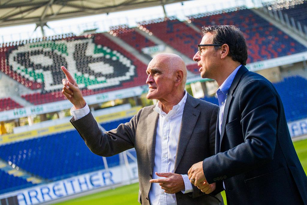 Martin Bader wird neuer Sportgeschäftsführer bei Hannover 96