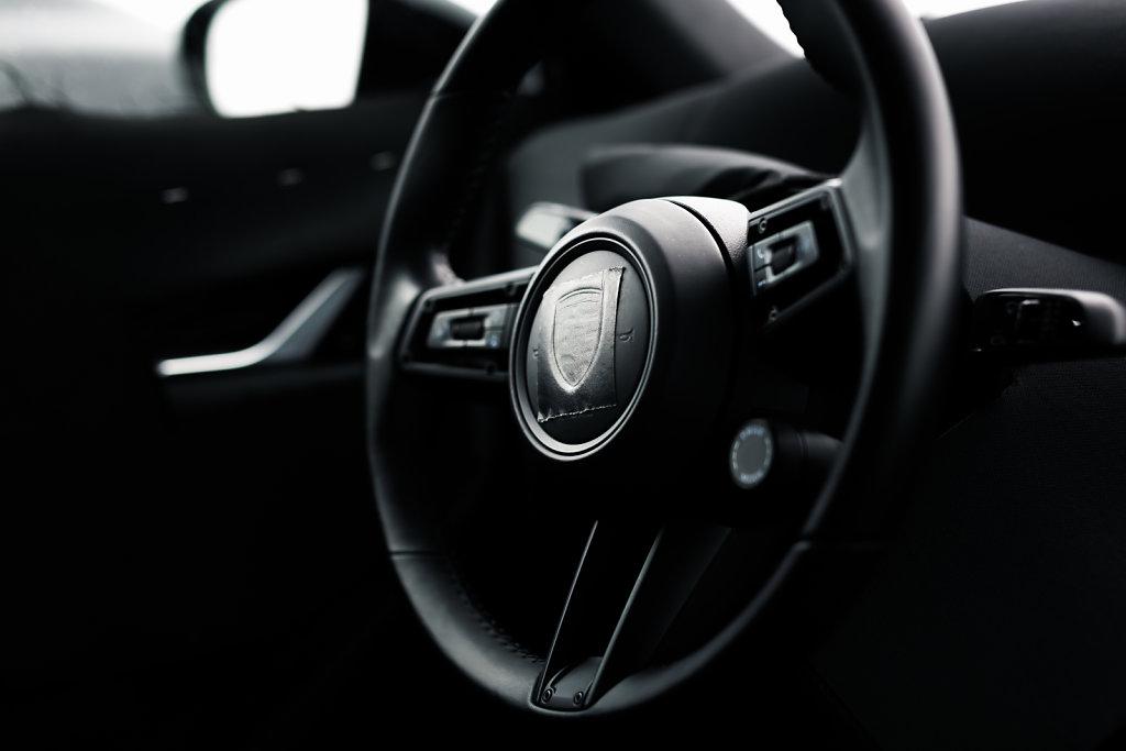 Erprobung Porsche Taycan
